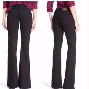 NWT Madewell Flea Market Flare Pants